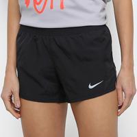 Short Nike 10K Feminino - Feminino-Preto+Cinza