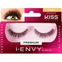 Cílios Postiços I-Envy By Kiss Ny Au Naturale 01 1 Par