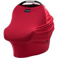 Capa Multifuncional Betty Vermelho Penka Cover