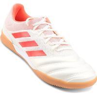 Chuteira Futsal Adidas Copa 19 3 In - Unissex
