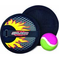Kit De Frescobol Velcro 2 Raquetes 1 Bola - Winmax