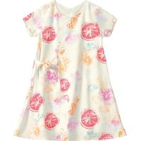 Vestido Lilica Ripilica Bebê 101105060001 Bege - Tricae