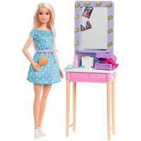 Barbie Dreamhouse Adventure Malibu Nos Bastidores - Mattel