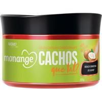 Geleia Capilar Monange Cachos, Que Tal 24073-0 - Unissex-Incolor