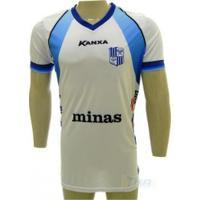 Camisa Minas Clube Volei N13 Bco Kanxa - Kanxa