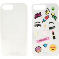 Chiara Ferragni Capa Para Iphone 7 Plus - Neutro