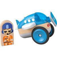 Fisher-Price Carrinho Avião Wonder Makers - Mattel