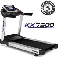 Esteira Kikos Pro Kx7500 - Unissex