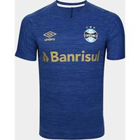 Camisa Grêmio 20/21 Aquecimento Umbro Masculina - Masculino