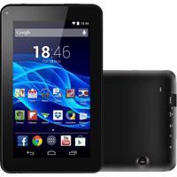 Tablet Multilaser Mi Supra Wi-Fi 8Gb Nb199 Preto