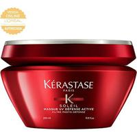 Máscara Kérastase Soleil Masque Uv Défense Active 180G - Unissex-Incolor