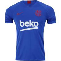 Camisa Barcelona Strike 19/20 Nike - Masculina - Azul
