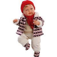 Boneca Elegance Baby Eduard - Baby Brink