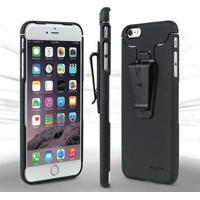 Capa De Iphone 6 Plus 6S Com Clip Para Bolso - Unissex