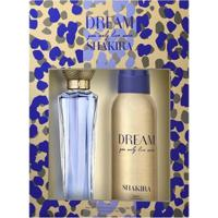 Shakira Dream Kit - Eau De Toilette + Desodorante Kit - Feminino-Incolor
