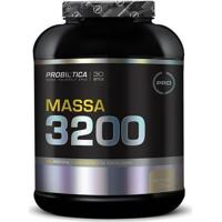 Massa 3200 - 3Kg - Probiótica - Baunilha