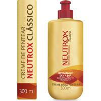 Creme Para Pentear Neutrox Clássico 300Ml