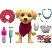 Pet Veterinário Da Barbie Taffy - Pupee - Kanui