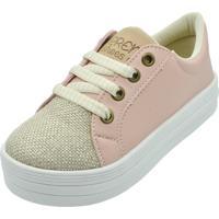 Tênis Suprema Shoes Casual Rosa