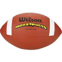 Bola Futebol Americano Wilson Tn Oficial - Unissex