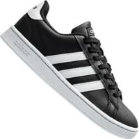 Tênis Adidas Grand Court M - Masculino - Preto