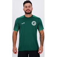 Camisa Gr33N Goiás Pré Jogo 2020 Masculina - Masculino-Verde