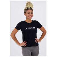Camiseta Head Basic Sport Feminina Preta