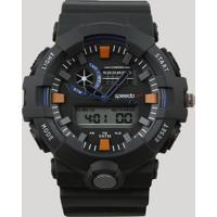 cd20d119f CEA  Relógio Digital Speedo Masculino - 81181G0Evnp1 Preto - Único
