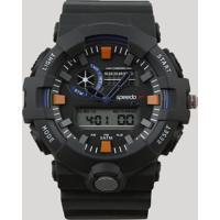 Relógio Digital Speedo Masculino - 81181G0Evnp1 Preto - Único