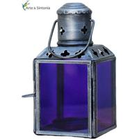 Lanterna Indiana Violeta 11Cm