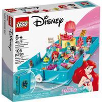 Lego Disney - Princesas Disney - Aventuras Do Livro De Contos - Ariel - 43176