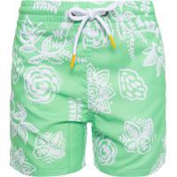 Short Infantil Masculino Batique - Verde
