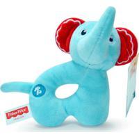 Fisher Price Meu Primeiro Chocalho Elefante - Fun Divirta-Se - Multicolorido - Dafiti