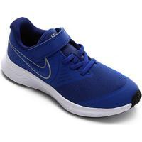 Tênis Infantil Nike Star Runner 2 Psv Masculino - Masculino-Azul Royal+Prata