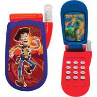Celular Infantil Toy Story - Etilux