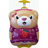 Mochila Spector Carrinho Mini Bags Rosa