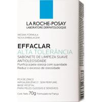Sabonete De Limpeza Facial La Roche-Posay Effaclar Alta Tolerância 70G