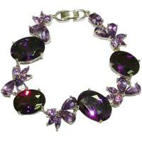 Bracelete Zircônia Bl0282