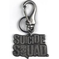 Chaveiro De Metal Bandup! Esquadrão Suicida Logo Metal