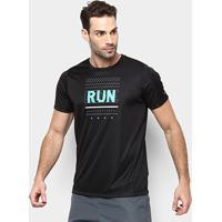 Camiseta Asics Love Run Masculina - Masculino