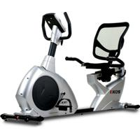 Bicicleta Ergométrica Kikos Kr 9.1- Eletromagnética - 21 Programas - 16 Níveis De Tensão - Lcd Light - Unissex