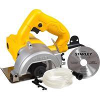 Serra Mármore Stanley 1200W Com Kit Refrigeração Spt115 220V