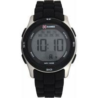 Relógio Pulso X Games Masculino - Xmppd189-Bxpx