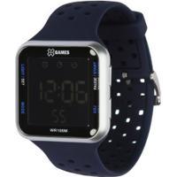 Relógio Digital X Games Xgppd092 - Feminino - Azul