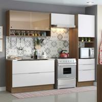 Cozinha Completa Linear 6 Pt 3 Gv Rustic