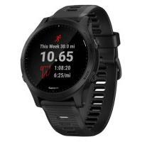 Monitor Cardíaco Com Gps Garmin Forerunner 945 - Preto