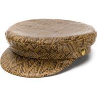 Manokhi Mano Hat - Marrom