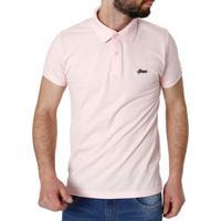 8ed15bc16f Camisa Pólo Rosa Masculina - MuccaShop