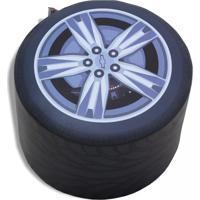 Pufe Roda Camaro - Gm - Cama Carro