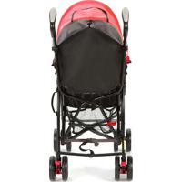 Carrinho De Bebê Umbrella Spin Neo Infanti Red Black Frame
